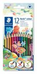 STAEDTLER® Buntstifte Noris colour, 12 Stück