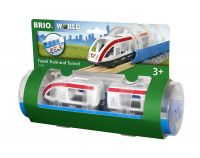 BRIO - Tunnel Box Reisezug