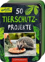 Coppenrath - 50 Tierschutz-Projekte (Nature Zoom)