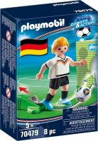 PLAYMOBIL® 70479 - Sports & Action Nationalspieler Deutschland - Fußball