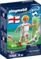 PLAYMOBIL® 70484 - Sports & Action Nationalspieler England - Fußball