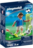 PLAYMOBIL® 70485 - Sports & Action Nationalspieler Italien - Fußball