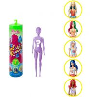 Mattel - Barbie Color Reveal™ Puppe Wave 2, 1 Stück, sortiert