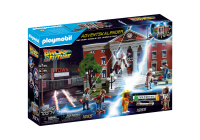 PLAYMOBIL 70574 - Adventskalender Back to the Future
