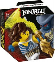 LEGO® Ninjago Legacy 71732 Battle Set Jay versus. Serpentine