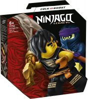 LEGO® Ninjago Legacy 71733 Battle Set Cole vs. Geisterkämpfer