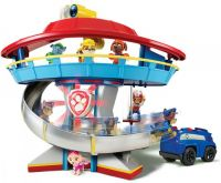 Spin Master Paw Patrol Lookout Tower Playset (Headquarter)